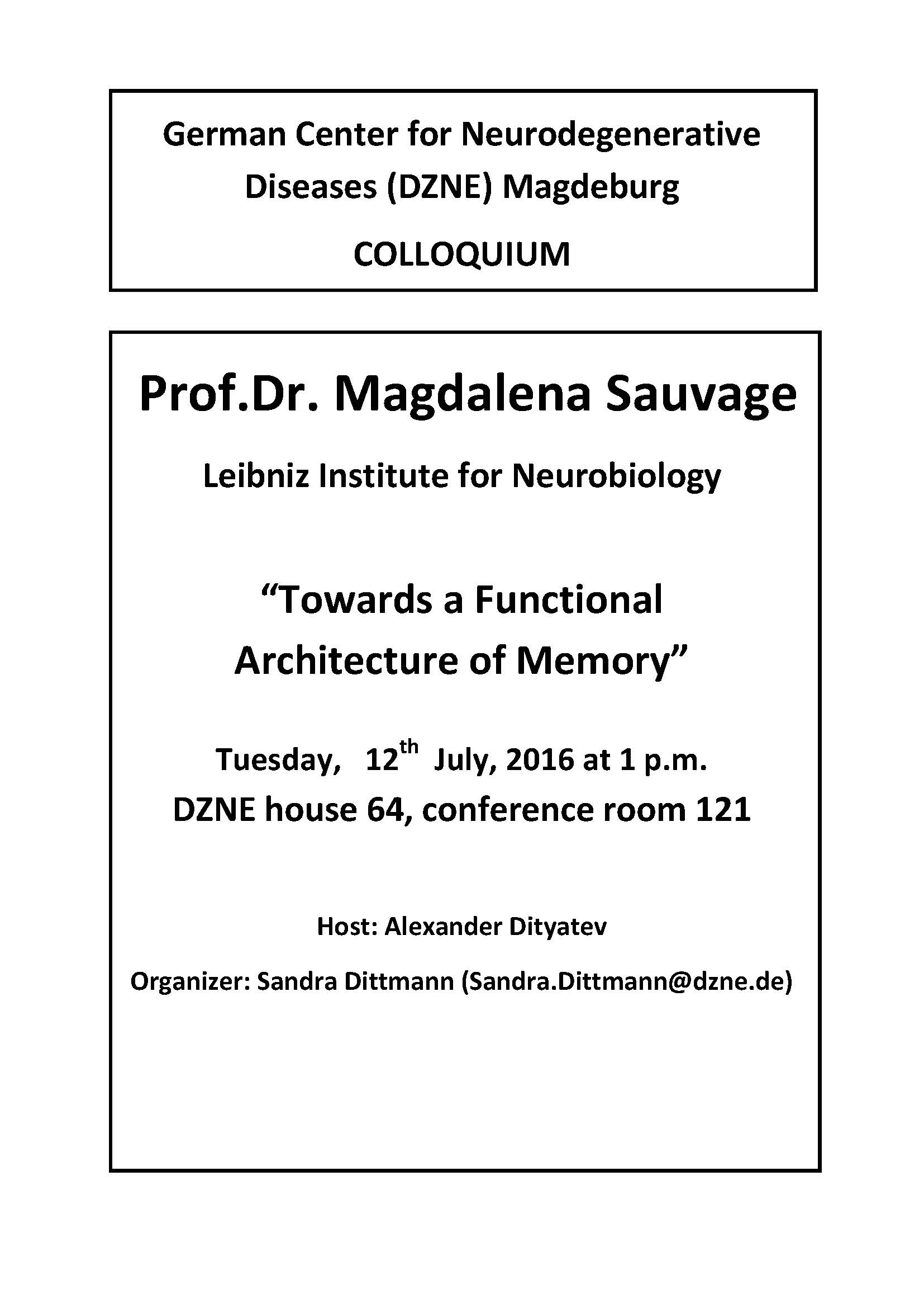20160712 Prof.Dr.Magdalena Sauvage